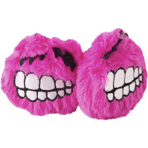 Plush Fluffy Grinz 2-pack - Rosa