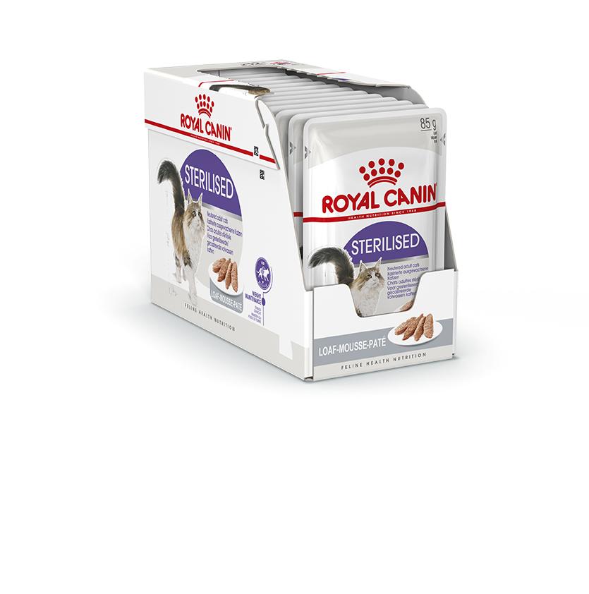 Sterilised Loaf Adult Våtfoder för katt