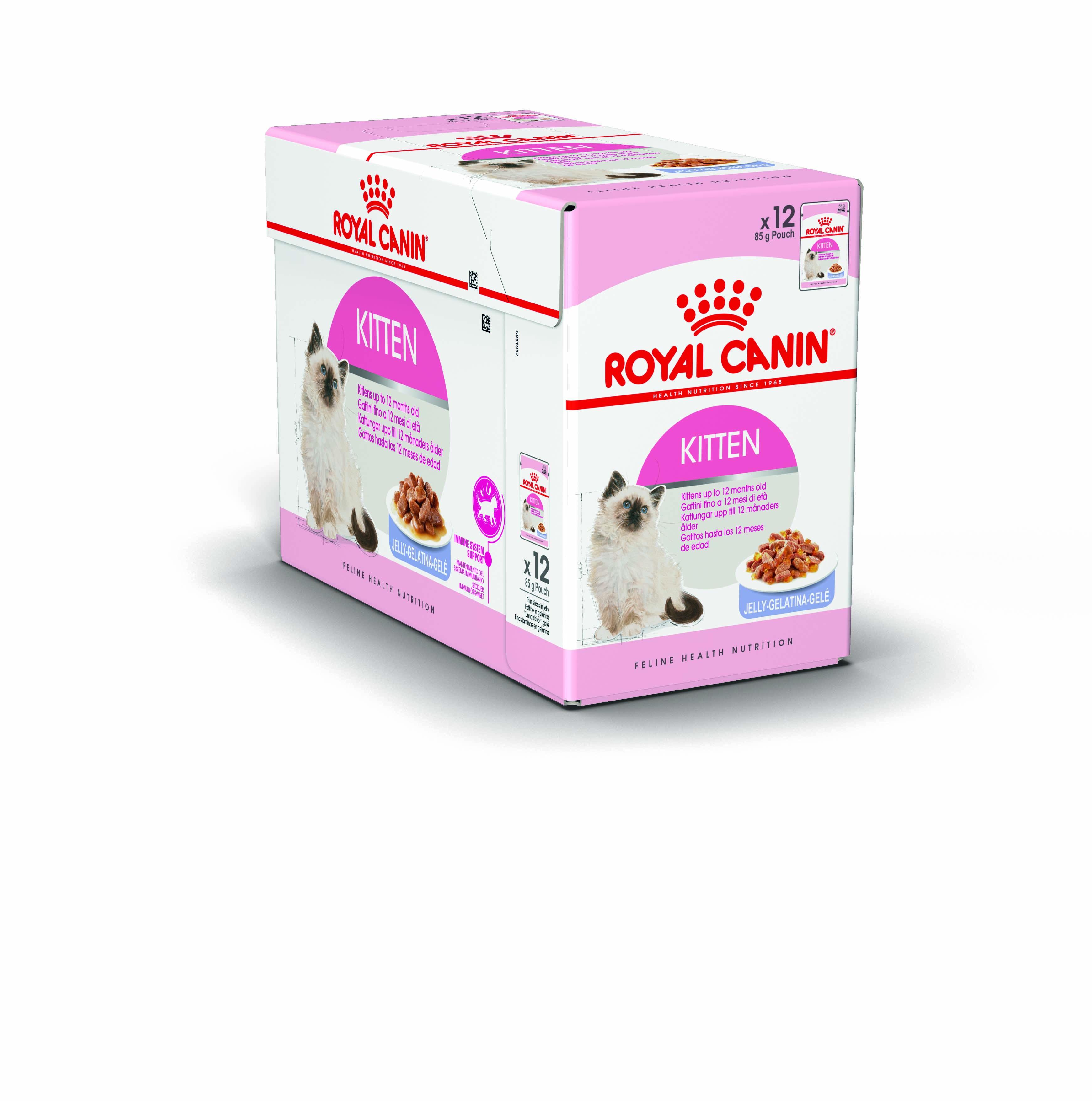 Jelly Kitten Våtfoder för kattunge