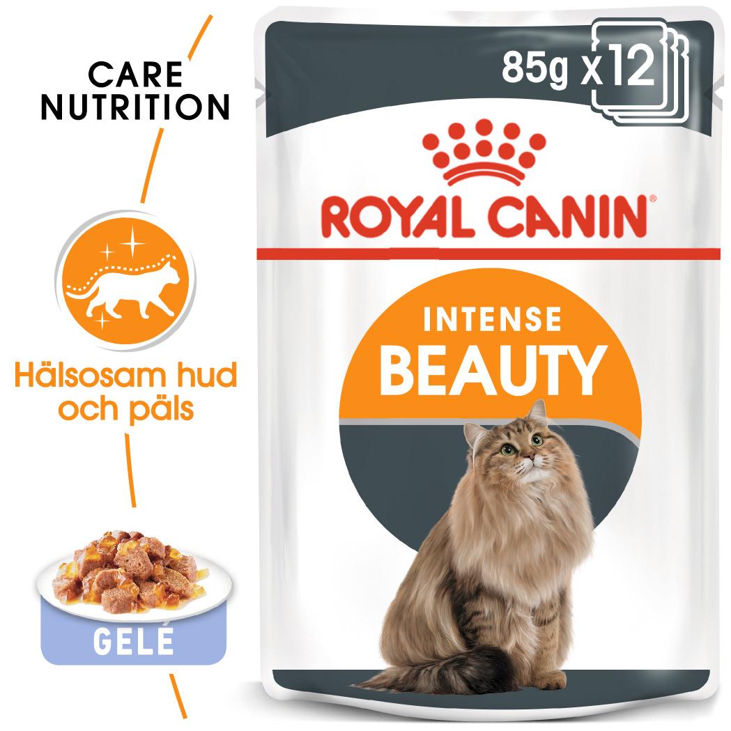 Intense Beauty Jelly Adult Våtfoder för katt