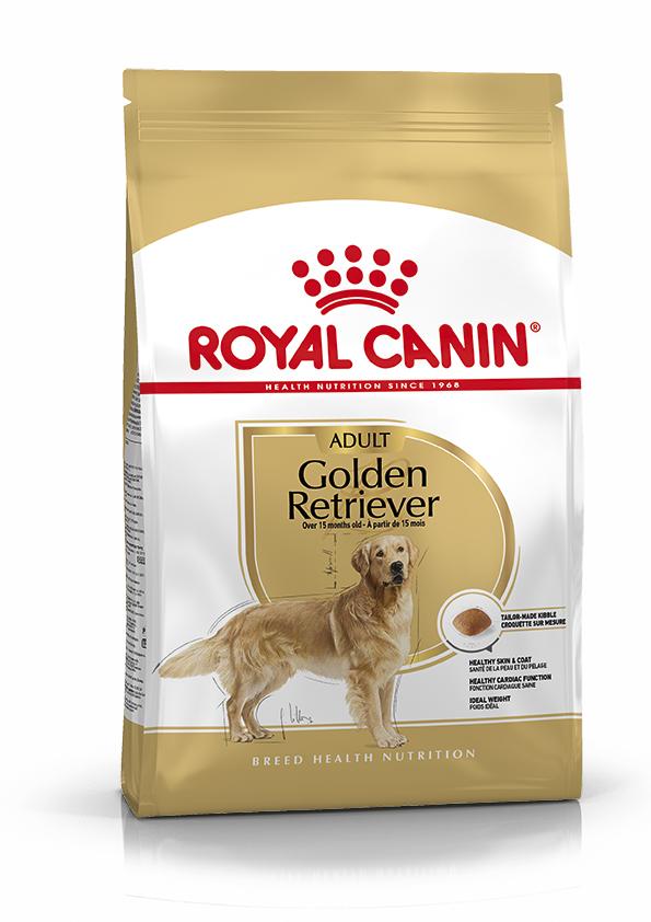 Golden Retriever Adult Torrfoder för hund