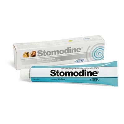 Stomodine oral gel efter operation