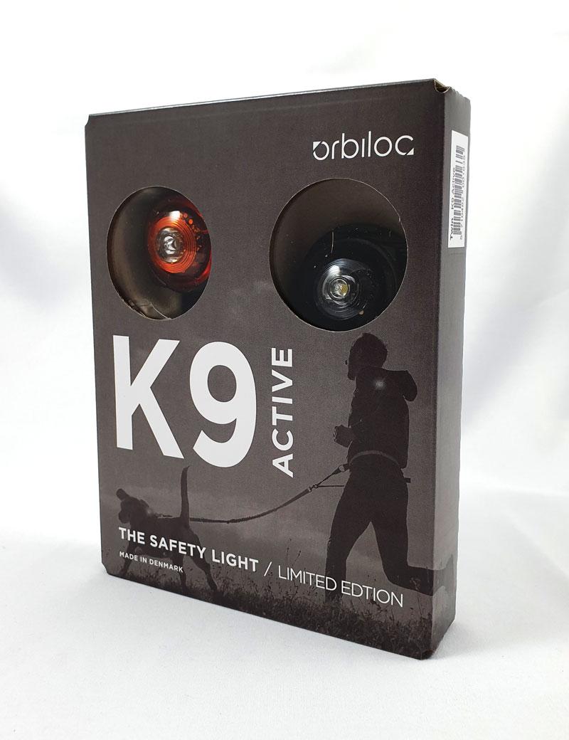 K9 Active Pack lamppaket - K9 lamppaket