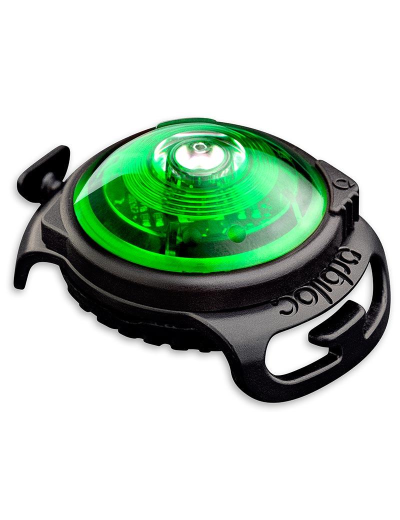 Safety Light - Grön Säkerhetslampa