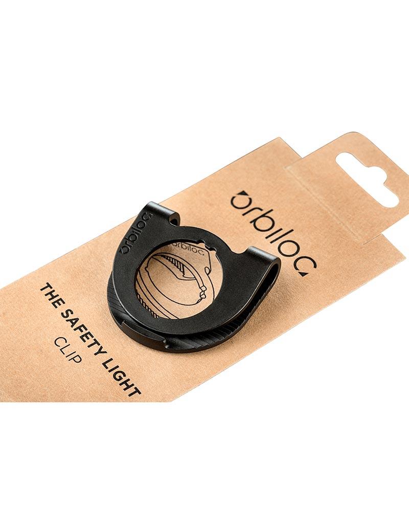 Clip Dual fäste - 1 st  Plastklämma, Fästanordning