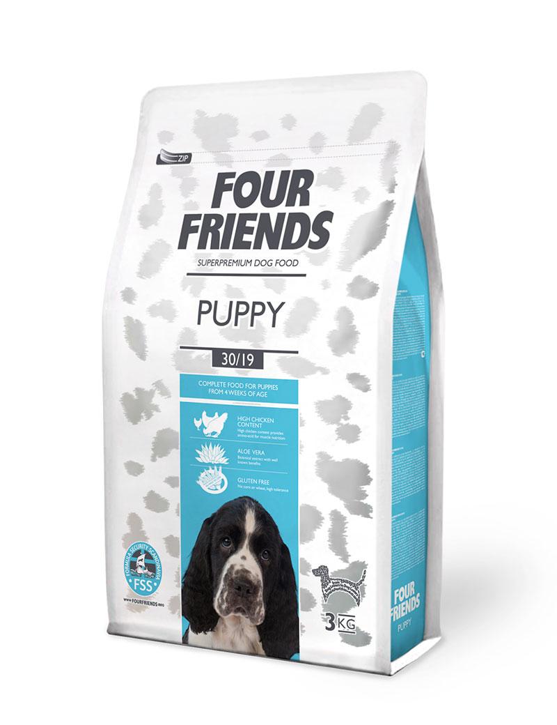 Puppy Valpfoder - 3 kg