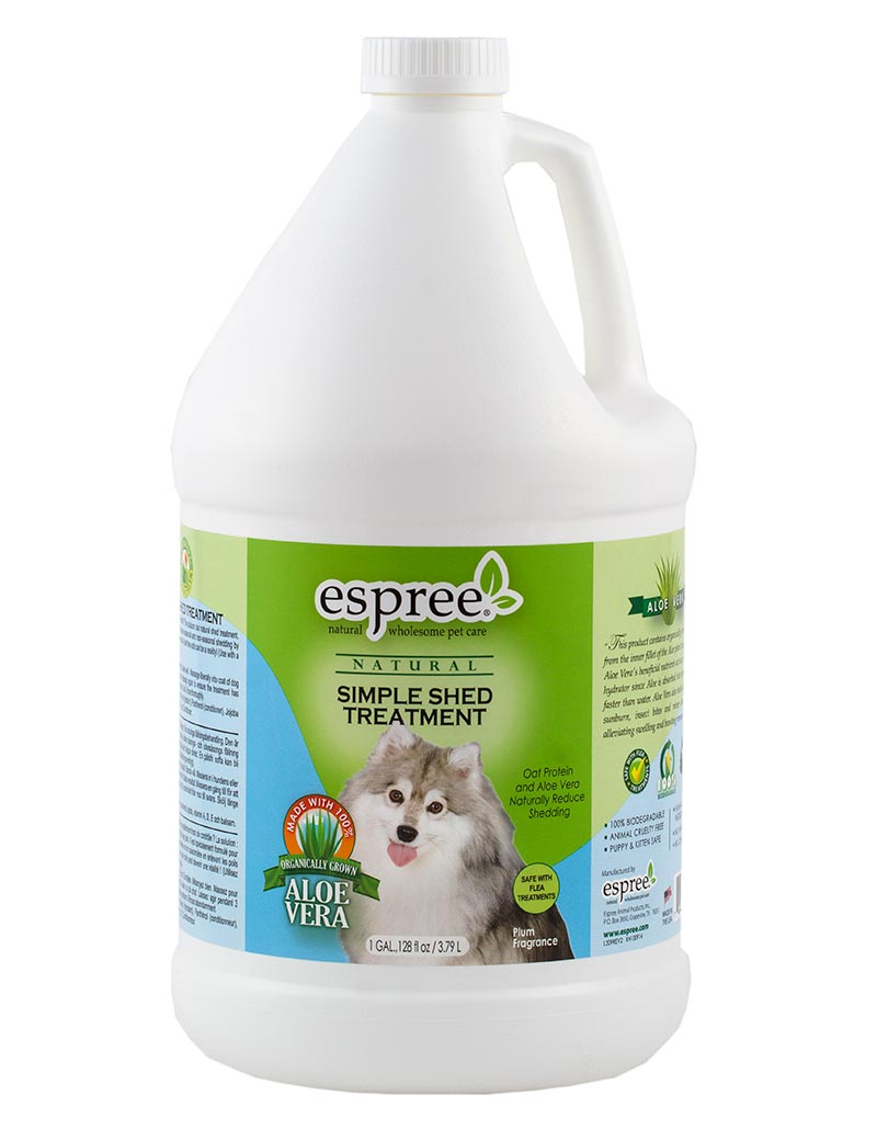 Simple Shed Treatment Balsam - 3,8 L