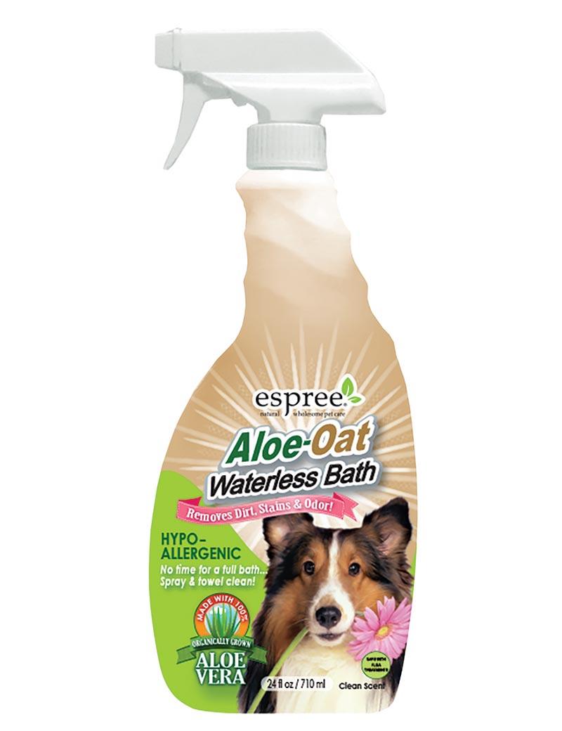 Aloe Oat Sprayschampo - 710 ml