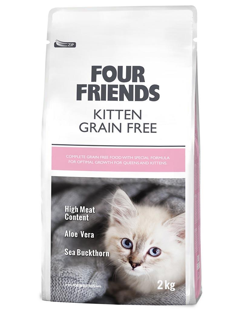 Kitten Grain Free - 2 kg
