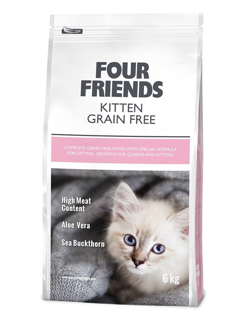 Kitten Grain Free - 6 kg