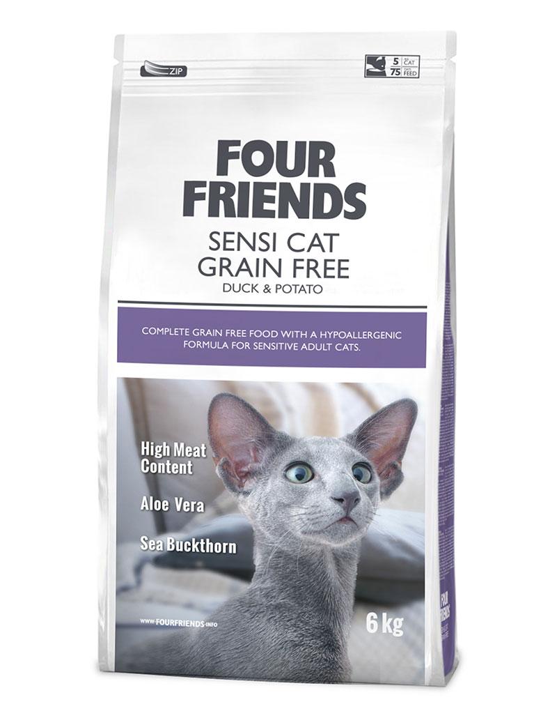 Sensi Cat Grain Free kattfoder - 6 kg