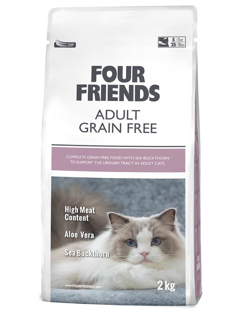 Adult Grain Free kattfoder - 2 kg