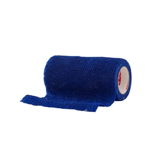 Självhäftande Bandage Blå - Large