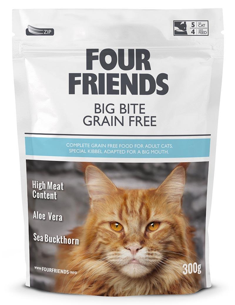Big Bite Grain Free Kattfoder