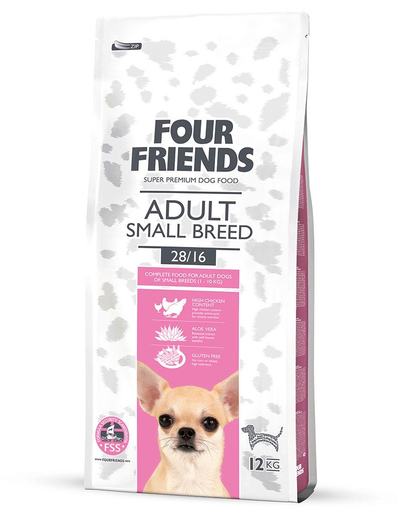 Adult Small Breed Hundfoder - 12 kg