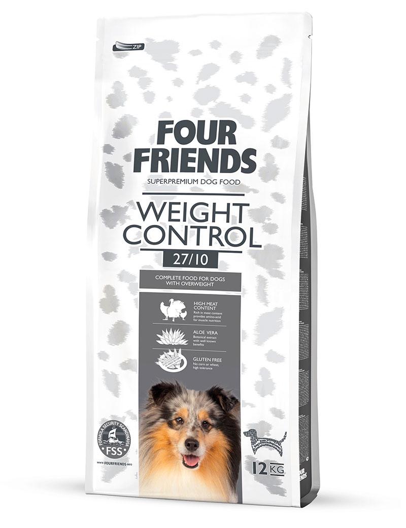 Weight Control Hundfoder - 12 kg, 17 kg