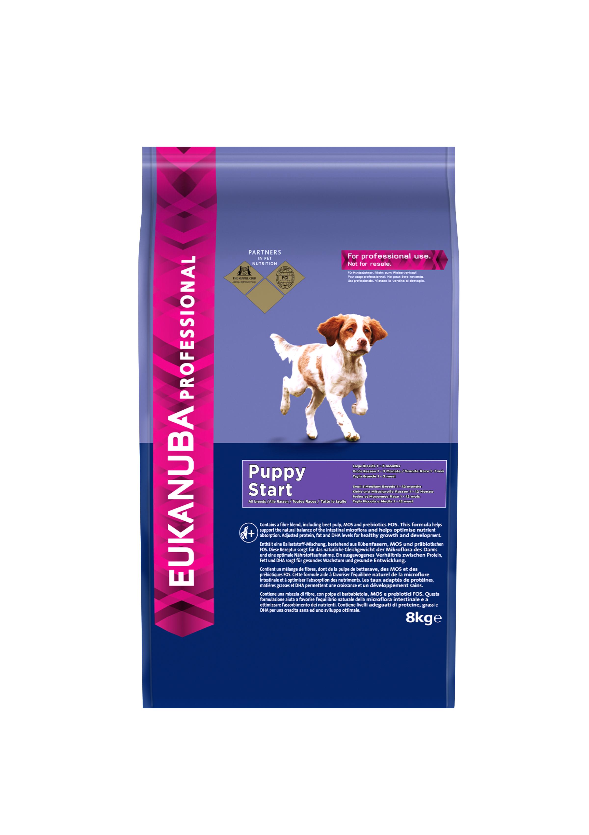 Dog Puppy Start - 8 kg