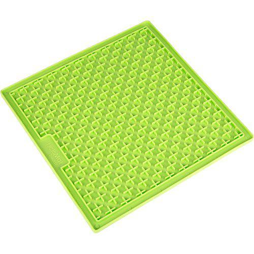 Buddy Slickmatta - Grön Large