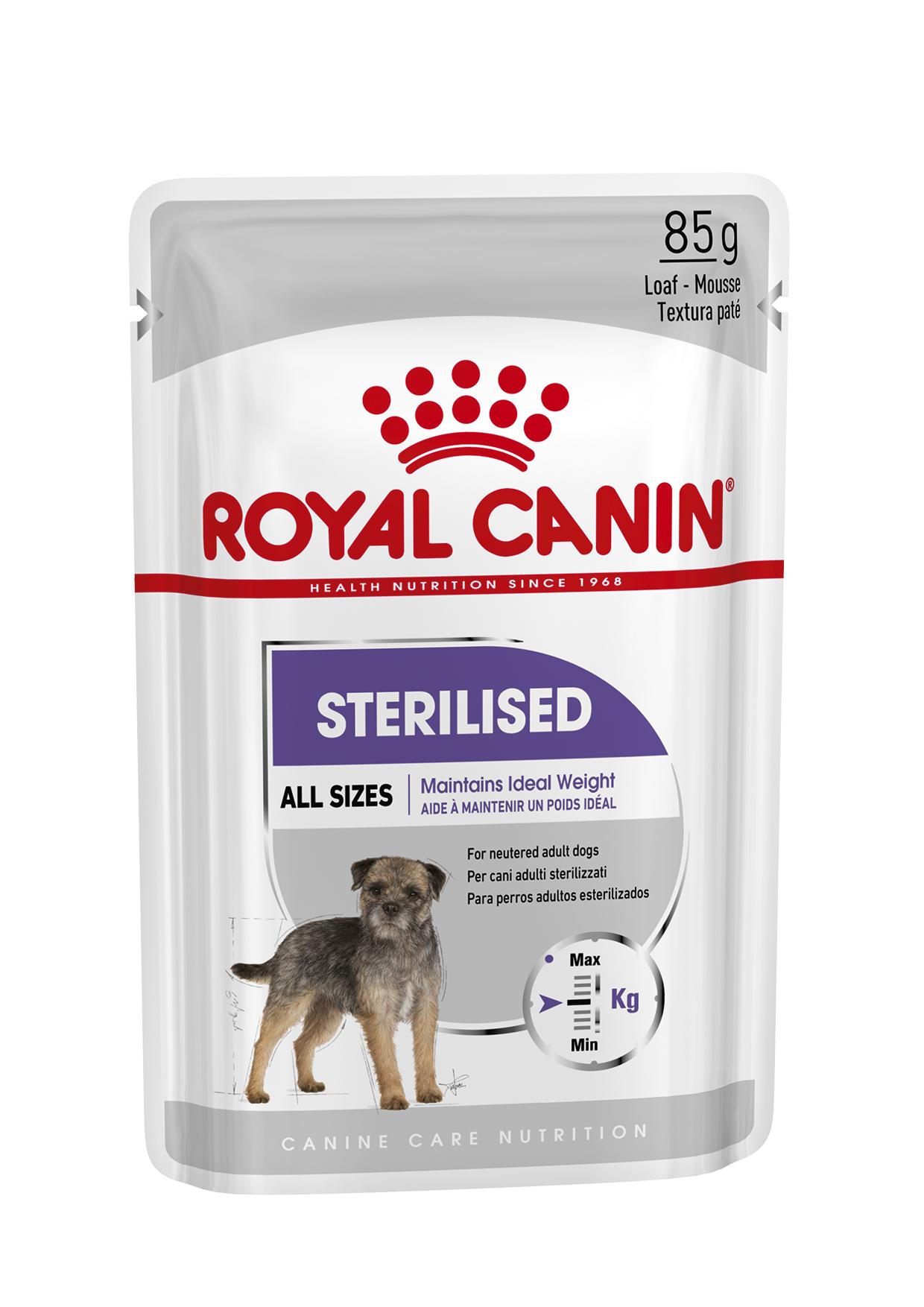 Sterilised Adult Våtfoder för hund