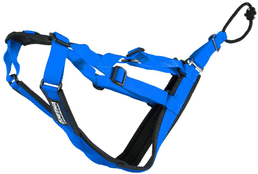 Sled Dog X-Back - Small Blå, Blå Medium, Blå Large