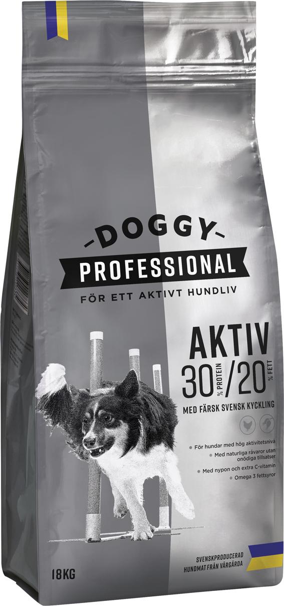 Professional Extra Aktiv för Hund - 18 kg