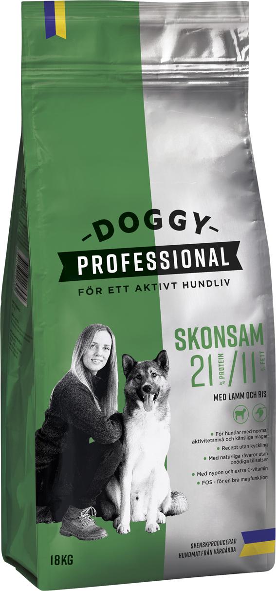 Professional Skonsam för Hund - 18 kg