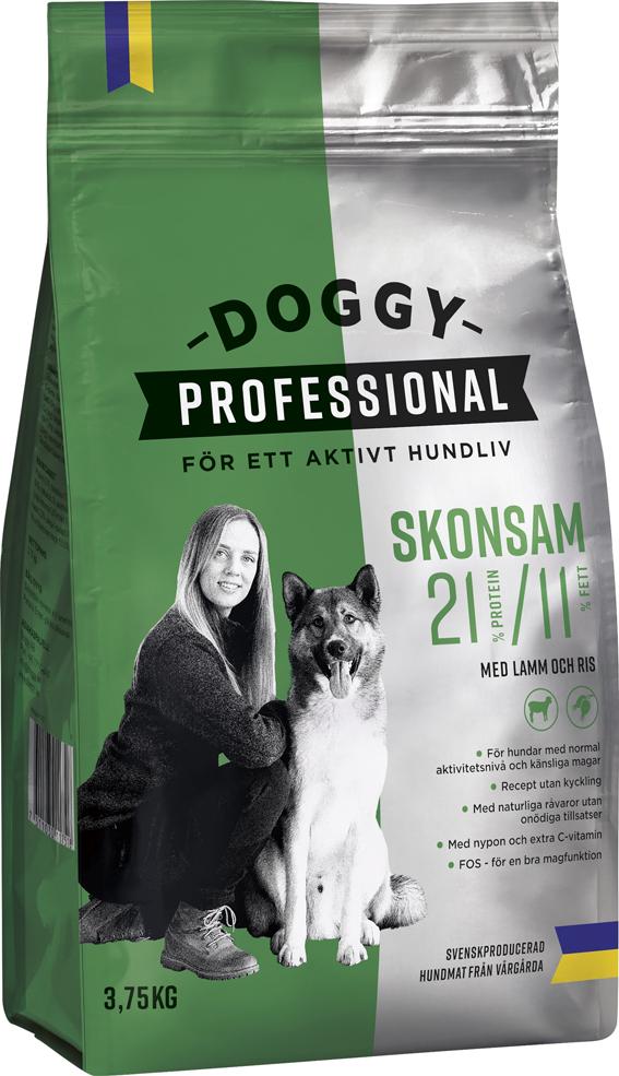 Professional Skonsam för Hund - 3,75