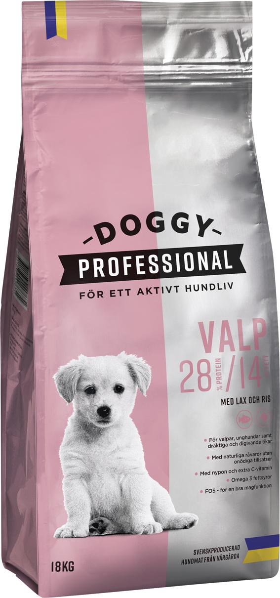 Professional Extra för Hundvalp - 18 kg