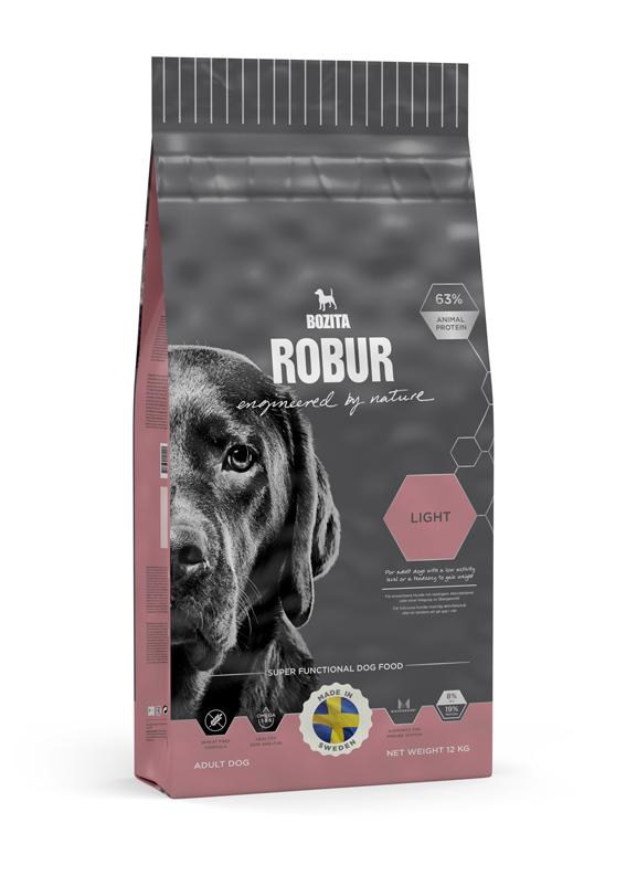 Robur Light Hundfoder för Övervikt - 12