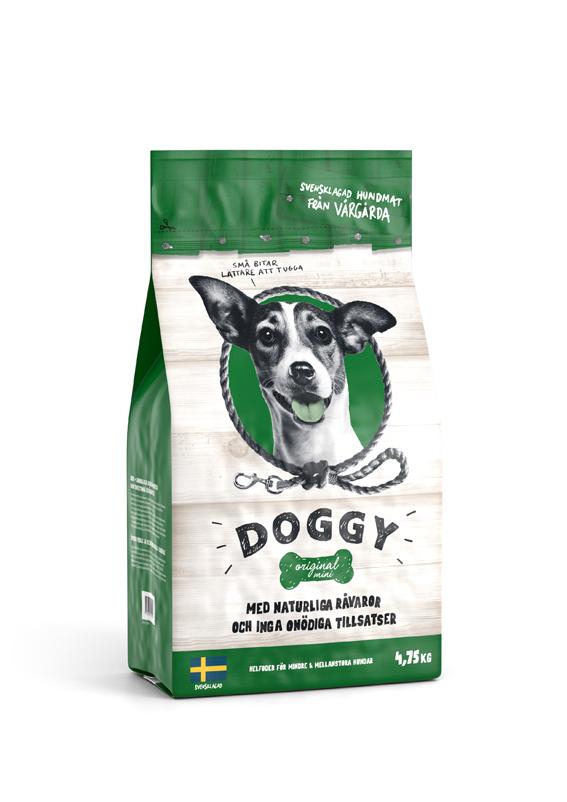 Original Mini för små och medelstor hund - 4,75 kg