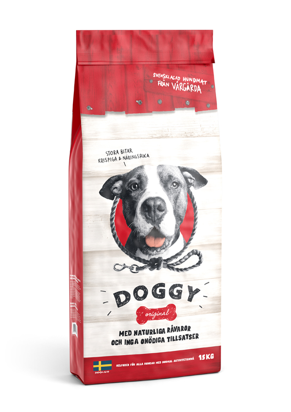 Orginal Torrfoder för hund - 15 kg