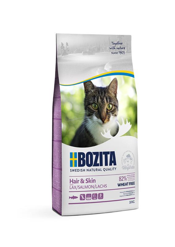 Hair & Skin Torrfoder för katt - 10 kg
