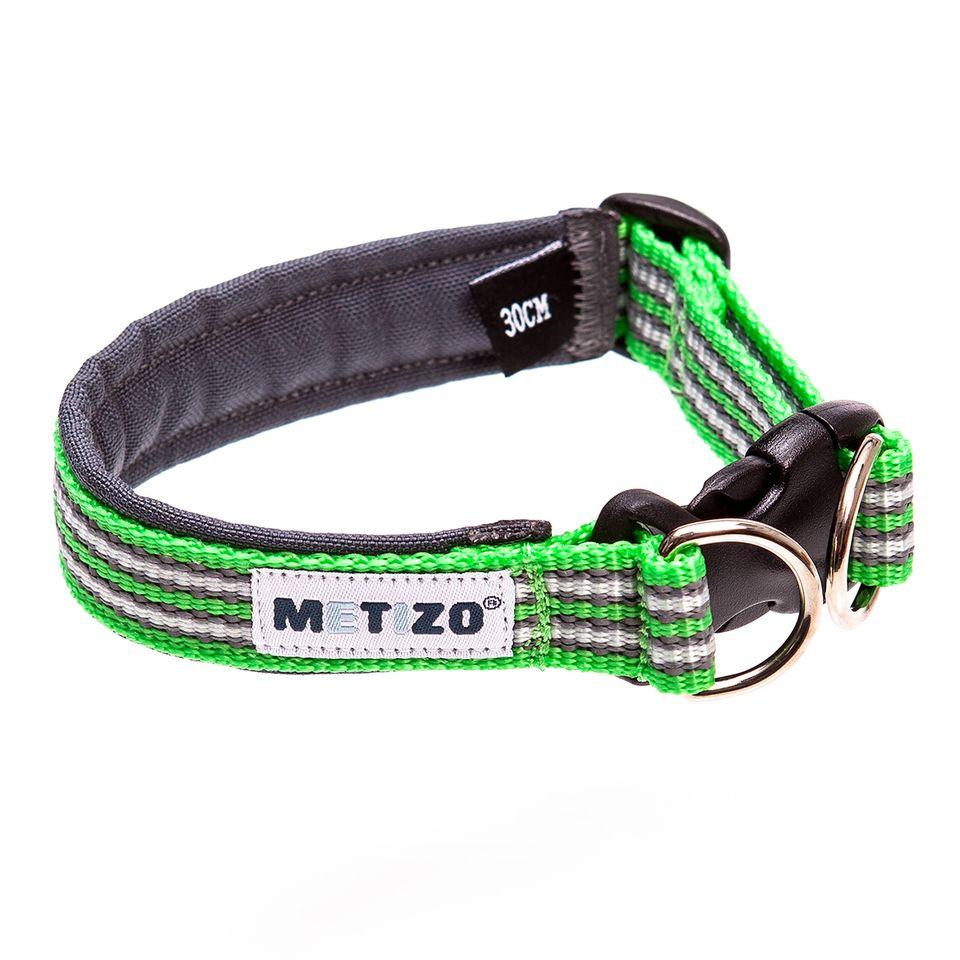 Halsband Fast - Grön 25 cm, Grön 30 cm, Grön 35 cm, Grön 40 cm, Grön 45 cm