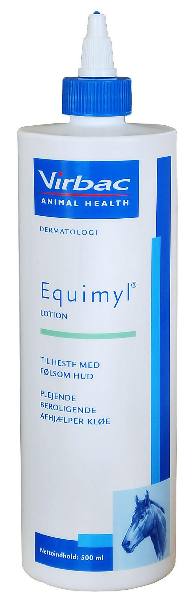 Equimyl Lotion till Häst