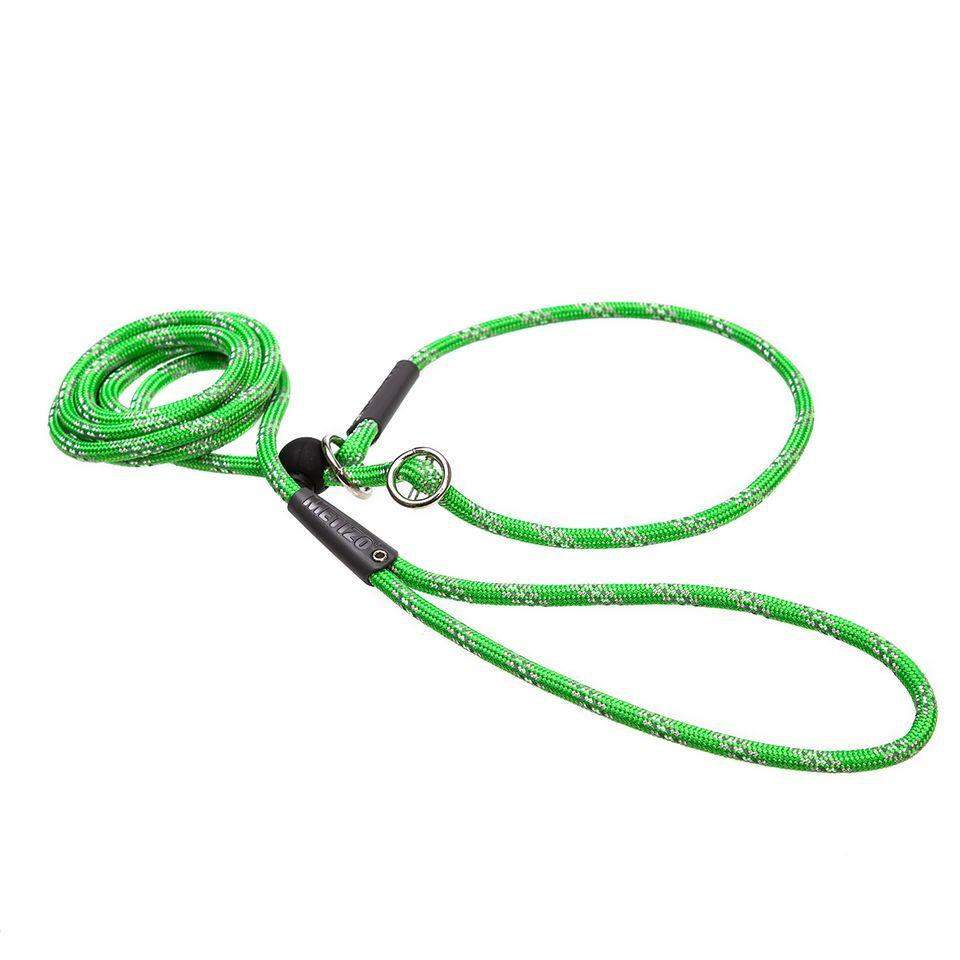 Retrieverkoppel Runt - Grön