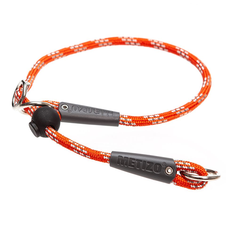 Retrieverhalsband Runt - Orange 40 cm, Orange 50 cm, Orange 60 cm