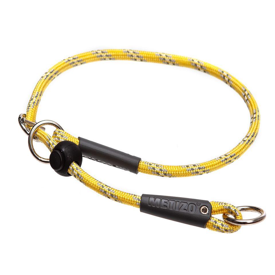 Retrieverhalsband Runt - Gul 40 cm, Gul 50 cm, Gul 60 cm