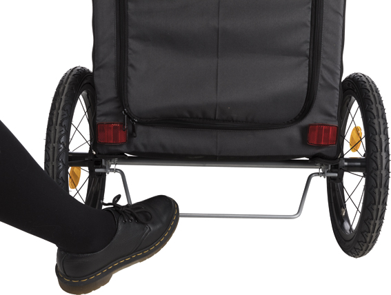Cykelvagn Quickfold