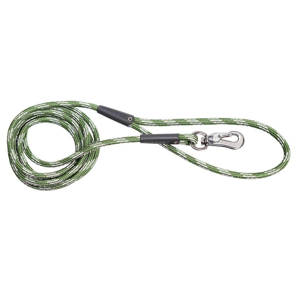 Koppel Runt m. Reflex - 180 cm Olivgrön, 3 m, 55 mm hake Olivgrön, 5 m, 55 mm hake Olivgrön, 5 m, 75 mm hake Olivgrön
