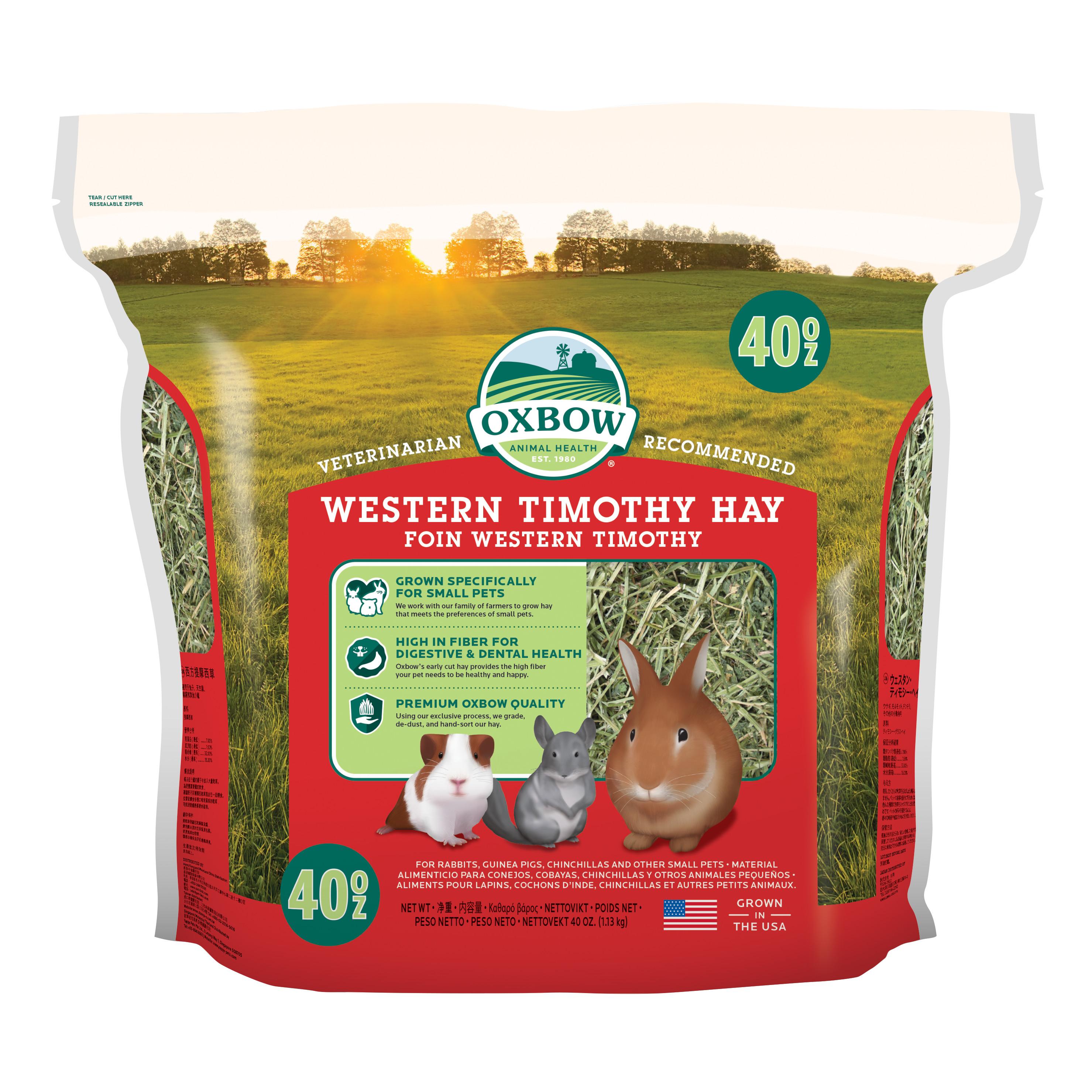 Western Timothy - 2,55 kg