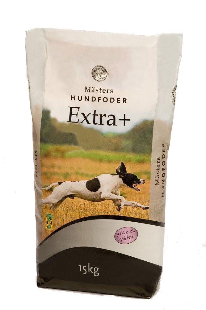 Extra + Hundfoder