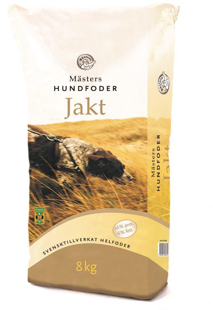 Jakt Hundfoder - 8 kg