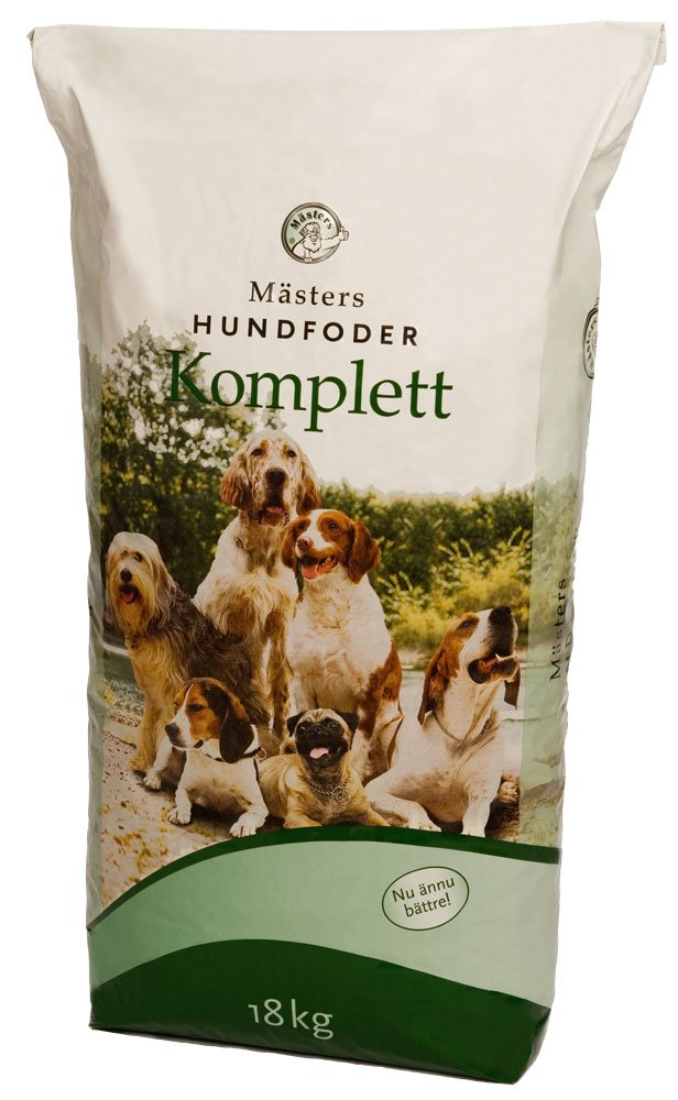 Komplett Hundfoder
