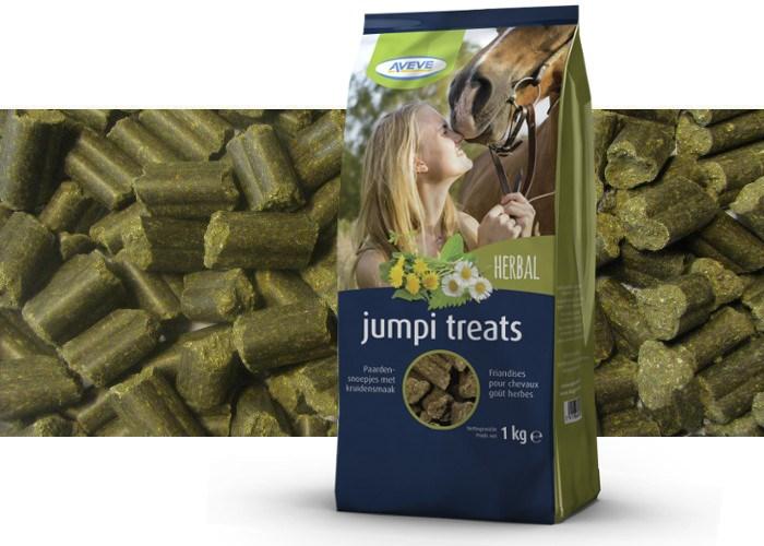 Jumpi Treats - Herbal