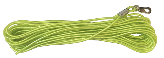 Spårlina gjuten Lime 15 m