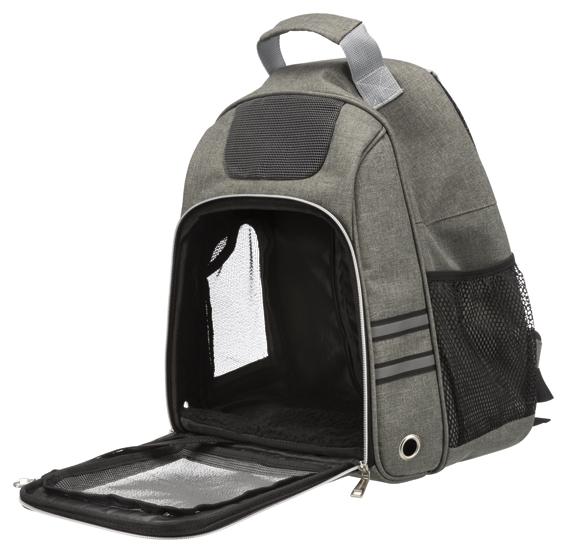 Ryggsäck för katt och hund < 6 kg