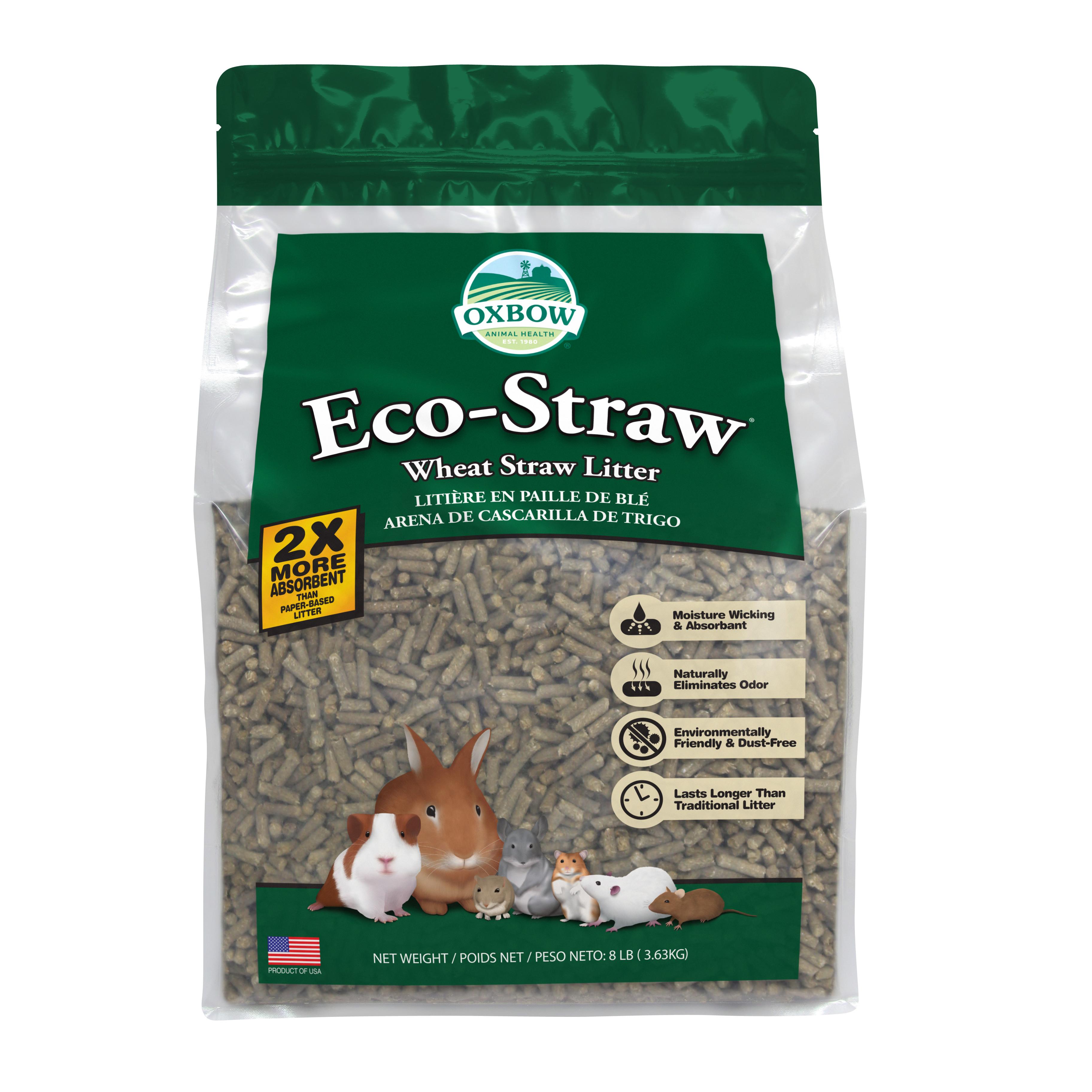Eco-straw - 3,63 kg