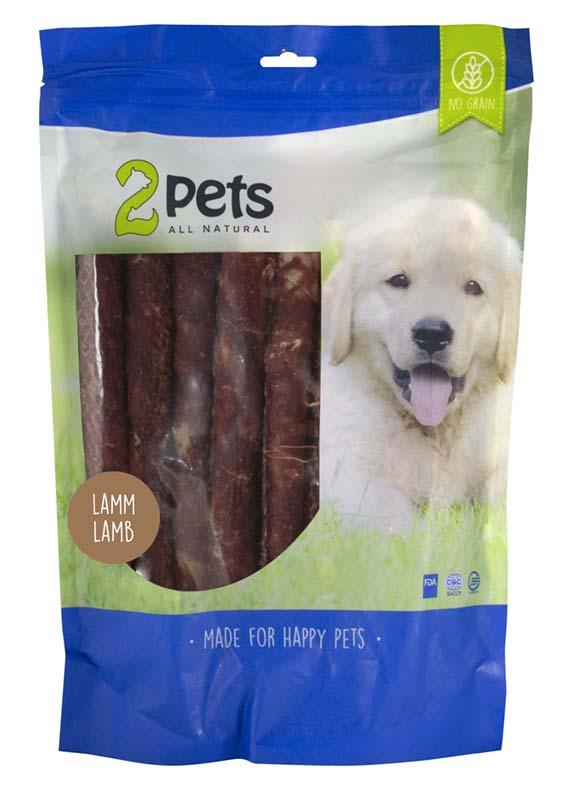 Tuggpinne med lamm för hund - XX-Large