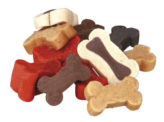 Soft Snack Bony godismix för hund