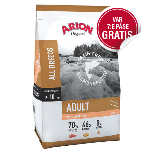 Grain Free Salmon & Potato